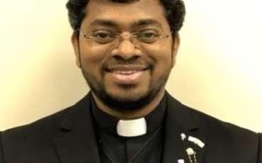 Father John Paul Crispin, FMH