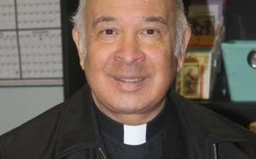 Father James Moran