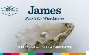 James: Pearls for Wise Living Bible Study